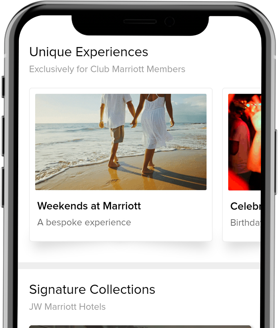 Book Your Staycations instantly with the Club Marriott Mobile App