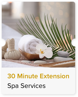 30 Minute Extension on a Paid Massage Treatment