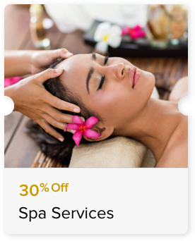 30% Select Spa Services