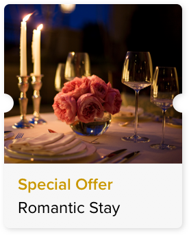 Room Night Stay at a Special Price
