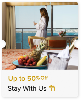 Up to 50% Off Best Available Rate