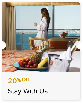 20% Off Best Available Rate