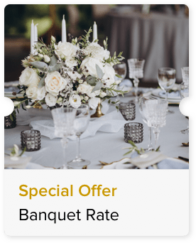 Special Offer on Banquet